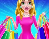 Девушка в шоппинг-молле: одежда и стиль