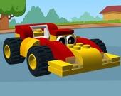 Лего-автомобили - Мемори