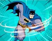 Бэтмен Рыцарь Готэма на скейте