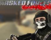 Бойцы в масках: сумасшедший режим