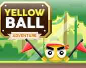 Приключение желтого шара