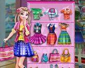 Девчачий торговый центр