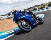 Мотоцикл Ямаха YZF R1: пазлы