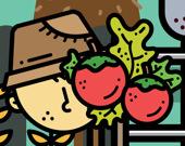 Три в ряд: Фермерский рынок