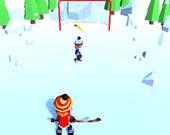 Испытание в хоккее 3D