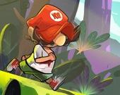 Марио - супер-бег