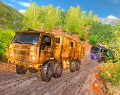 Русский грузовик-внедорожник