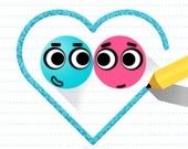 Шары любви 2D