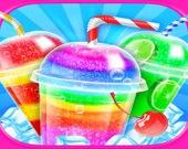 Конфетный лед - Замороженная радуга