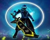 Мастер Стикмен - Лига теней