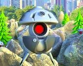 Игрок против Роботов