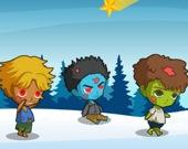 Братья зомби в мире льда
