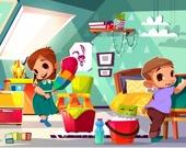 Найдите отличия: Детский сад