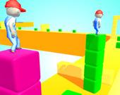 Серфер кубической башни