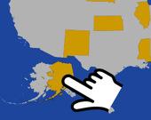 Испытание: карта США