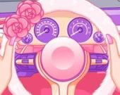 Принцессы: Тест для водителя