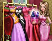Наряды на выпускной куклы Сери