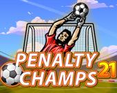 Чемпионы пенальти 21