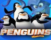 Битва пингвинов: стрелялка