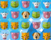 Три в ряд: Королевство животных