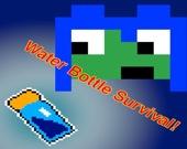 Бутылка воды: выживание