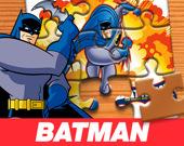 Бэтмен отважный и смелый. Пазл