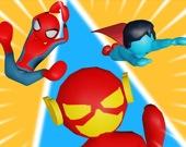 Гонка супергероя