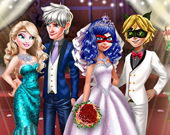 Божья Коровка: Свадьба Королевских Гостей