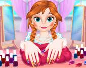 Принцесса Энни: Маникюрный Салон