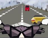 Безумная мотогонка 3D