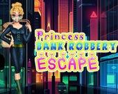 Принцесса-грабитель: побег из банка