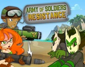 Армия солдат: Сопротивление