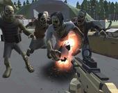 Военный полигон: Зомби апокалипсис