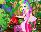 Принцесса Джульетта: Проблемы В Саду
