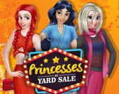 Принцессы на уличной распродаже