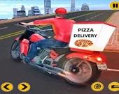 Симулятор доставщика большой пиццы