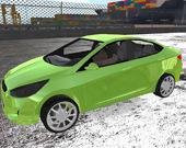 Автопарковка 3D
