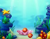 Подводный стрелок по пузырям
