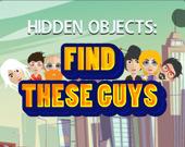 Найди этих парней