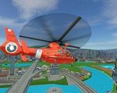911 Симулятор Спасательного Вертолета 2020
