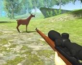 Охотник на оленя 3D