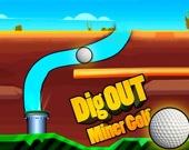 Раскопай - подземный гольф