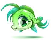 Запоминалка: милые рыбки