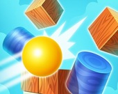 Деревянные шарики 3D