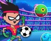 Футбол: кубок мультяшек