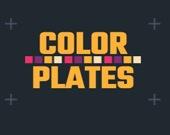 Цветные тарелки HD