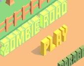 Дорога с зомби 3D