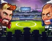Футбол головами: лига звезд