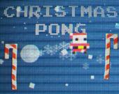 Рождественский понг