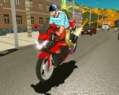 Мотогонки по шоссе: гонщик 2020